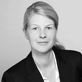 Christina Sieger, lawyer and certified specialist lawyer for family law